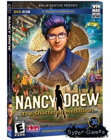 Nancy Drew. The Shattered Medallion (2014/ENG)