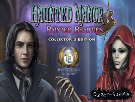 Haunted Manor: Painted Beauties Collector's Edition (2014/ENG)
