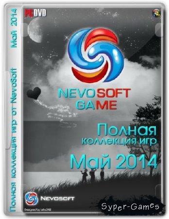 Полная коллекция игр от NevoSoft за Май (RUS/2014)