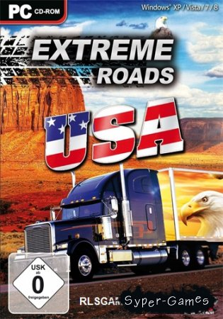 Extreme Roads USA (2014/ENG/GER/L)