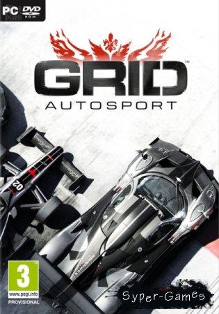 GRID: Autosport (2014/RUS/ENG/MULTI8) RELOADED/RePack