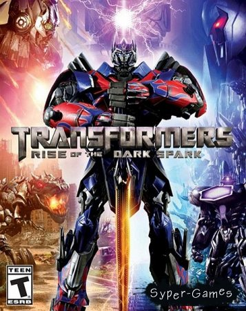 Transformers: Rise of the Dark Spark (2014/RUS/ENG/RePack R.G. Freedom)