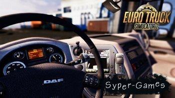 Euro Truck Simulator 2 [v1.11.1s] (2013/Rus/Multi/RePack от R.G. ILITA)
