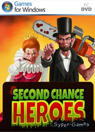 Second Chance Heroes (2014/ENG)