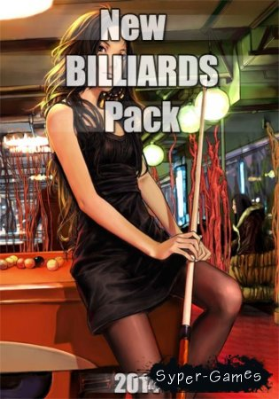 New Billiards Pack (2014/Rus/Eng/PC)