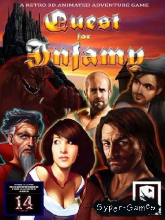 Quest for Infamy (2014/ENG)