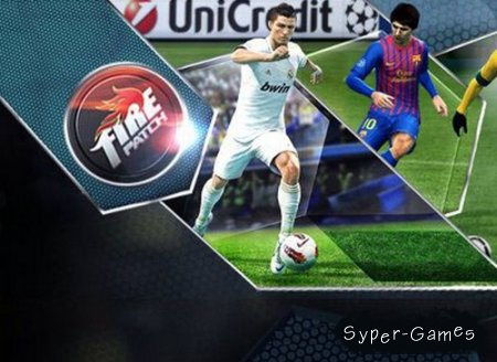 Fire Patch 2014 ver 6.0 AIO (Pro Evolution Soccer 2014) (2014/MULTI/Patch)