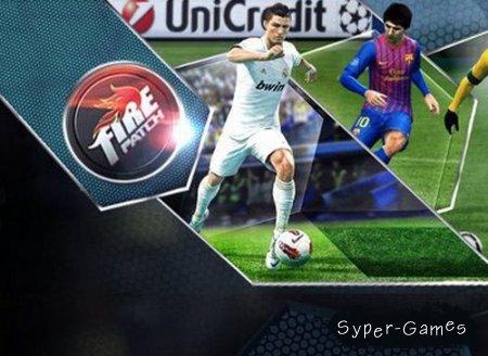 Fire Patch 2014 ver 6.0 AIO (Pro Evolution Soccer 2014) (2014/MULTI/Patch)