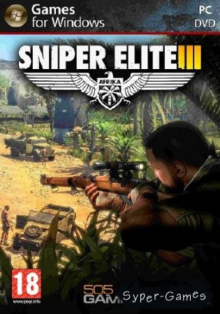 Sniper Elite 3 v.1.0.5 + 6 DLC (2014/Rus/PC) RIP от xatab