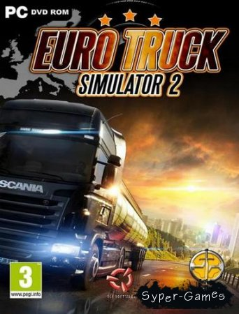 Euro Truck Simulator 2 [v1.11.1s] (2013/Rus/Multi/RePack �� R.G. ILITA)