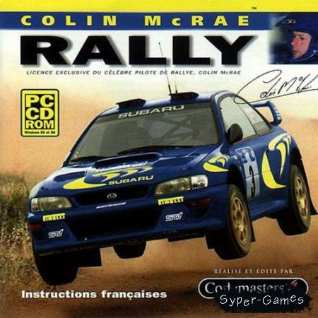 Colin McRae Rally (Codemasters Digital) (2014/MULTi5/ENG/P)