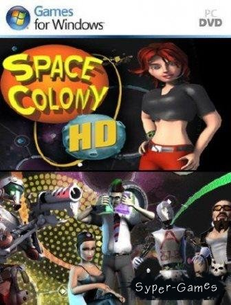 ����������� ������� / Space Colony (2014/Rus) PC