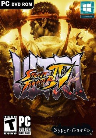 Ultra Street Fighter IV (v1.01/dlc/2014/RUS/MULTI)