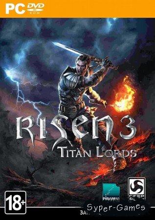 Risen 3: Titan Lords (2014/ENG/MULTi5)