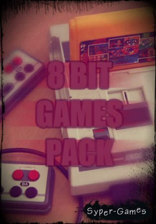 8-Bit Games Pack (2014/Eng/PC)