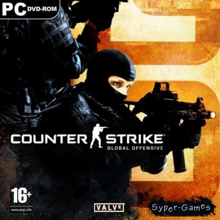 Counter-Strike: Global Offensive [v1.34.4.6] (2014/MULTi/RUS/P)
