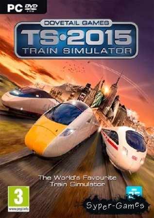 Train Simulator 2015 (2014/Rus/Eng/PC) RePack от makst