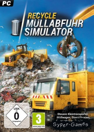 RECYCLE: Garbage Truck Simulator (2014/Eng/Multi5/L) - POSTMORTEM