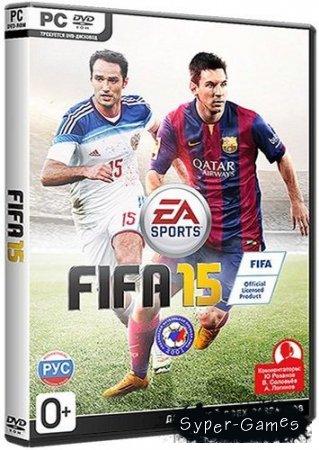 FIFA 15 - ������������� ������������ (2014/addon/DLC)
