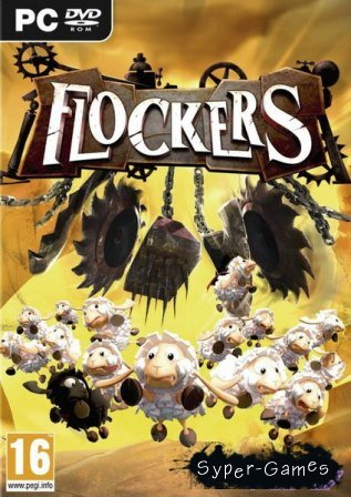 Flockers (2014/RUS/ENG/Multi5-FAiRLIGHT)