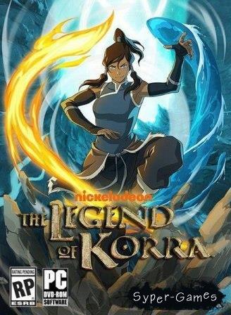 The Legend of Korra (2014/ENG-FAIRLIGHT)