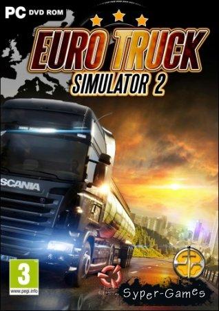 Euro Truck Simulator 2 v1.13.2s (15 DLC) (2013/RUS, MULTI45/Repack от R.G Bestgamer.net)