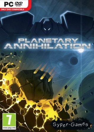 Planetary Annihilation (2014/RUS/ENG/MULTI25-CODEX)