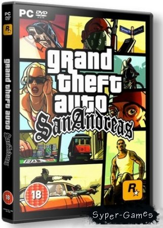 Grand Theft Auto: San Andreas - Russia Forever (2005-2014/Rus/Mod)