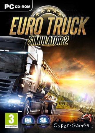 С грузом по Европе 3  Euro Truck Simulator 2. [v 1.13.4.1s] + 17 DLC (2013/Rus/Multi43/Repack от Decepticon)