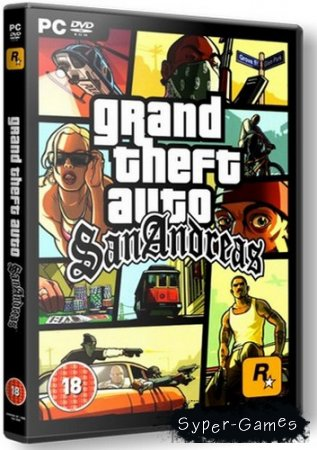 GTA / Grand Theft Auto: San Andreas - Endless Summer (2005-2014/Rus/Mod)