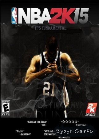 NBA 2K15 (Update 2) (2014/Patch)-BAT