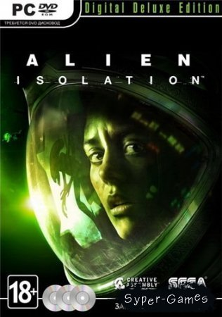 Alien: Isolation - Digital Deluxe Edition (Update 3) (2014/RUS/ENG/MULTi9/PC)