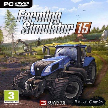 Farming Simulator 2015 (2014/Rus/Eng/RePack от xatab)