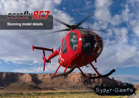 aerofly RC 7 Ultimate Edition ( IPACS) (2014/ENG/ENG/L) - RELOADED