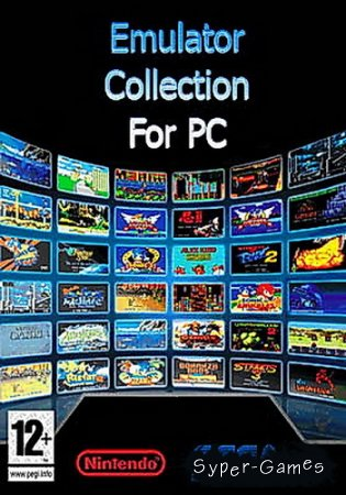 Emulator Collection for PC (2014/Multi/PC)