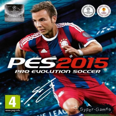 PES 2015 / Pro Evolution Soccer 2015 [v1.01] (2014/Rus/Eng/L/Steam-Rip)