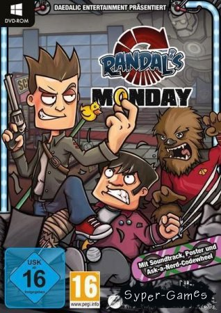 Randal's Monday (2014/RUS/MILTI)