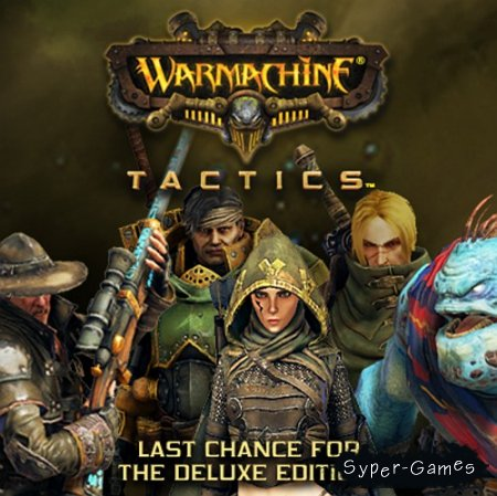 WARMACHINE: Tactics (2014/ENG)