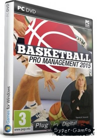Basketball Pro Management 2015 (2014/Eng/MULTI9/L)