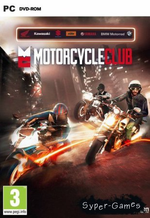 Motorcycle Club (2014/ENG/MULTI5/RePack by FitGirl)