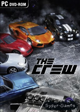 The Crew Gold (2014/Eng/Eng/L) -ALI213
