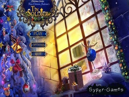 Christmas Stories 3: Hans Christian Andersen's Tin Soldier Collector's Edition (2014/ENG)