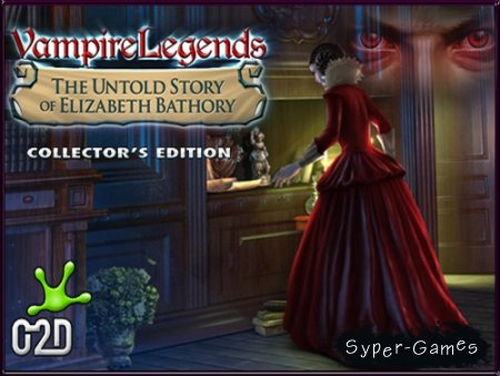 Vampire Legends 2: The Untold Story Of Elizabeth Bathory Collector's Edition (2014/ENG)