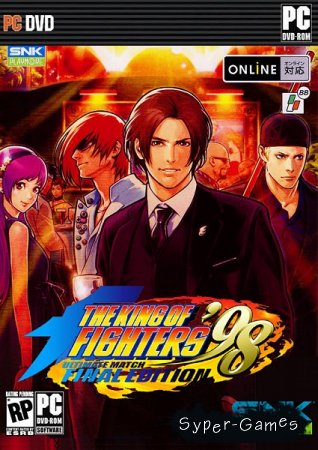 King of Fighters '98: Ultimate Match - Final Edition (2014/ENG/JAP/Repack by FitGirl)
