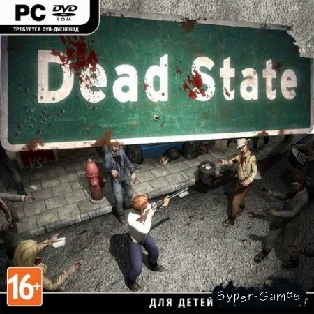 Dead State (2014/ENG/RePack by FitGir)