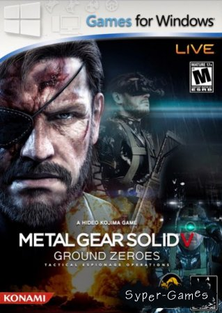 Metal Gear Solid V: Ground Zeroes (2014/RUS/ENG/MULTi6/RePack R.G. Steamgames)