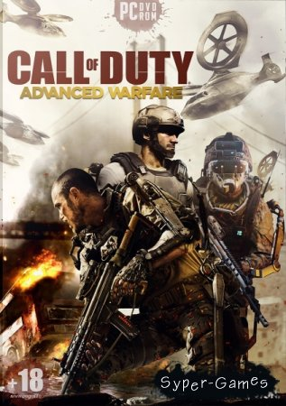 Call of Duty: Advanced Warfare (v.1.5.0.12818/2014/ENG/RUS) RiP �� R.G.BestGamer
