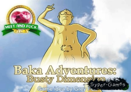 Baka Adventures Busty Dimension