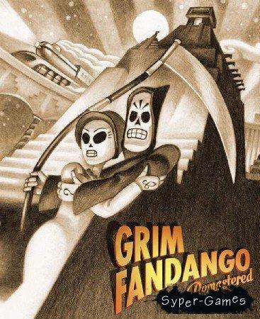 Grim Fandango Remastered (2015/RUS/ENG/RePack)
