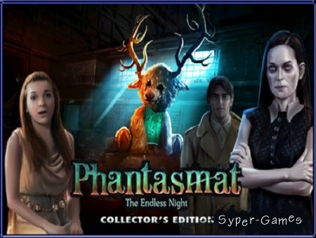 Phantasmat 3. The Endless Night Collector's Edition (2015/ENG)
